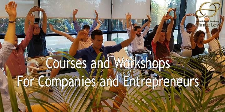 Infinite love academy courses for companies costa del sol spain marbella