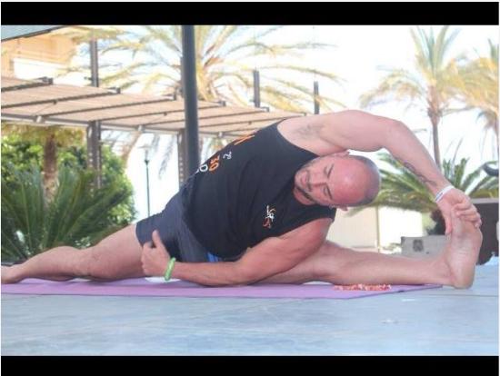Fermin Suarez Yoga Teacher at Infinite Love Coaching Academy Marbella