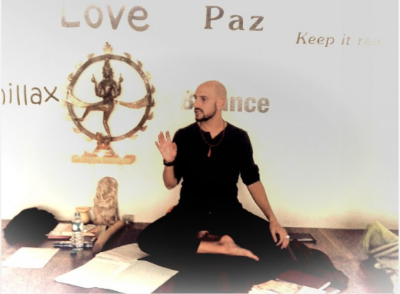 PABLO D´ALOIA Sound Therapist at Infinite Love Coaching Academy Marbella Malaga Spain