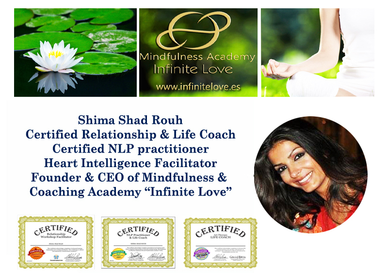 Shima Shad Rouh Certifed Relationsip Coach