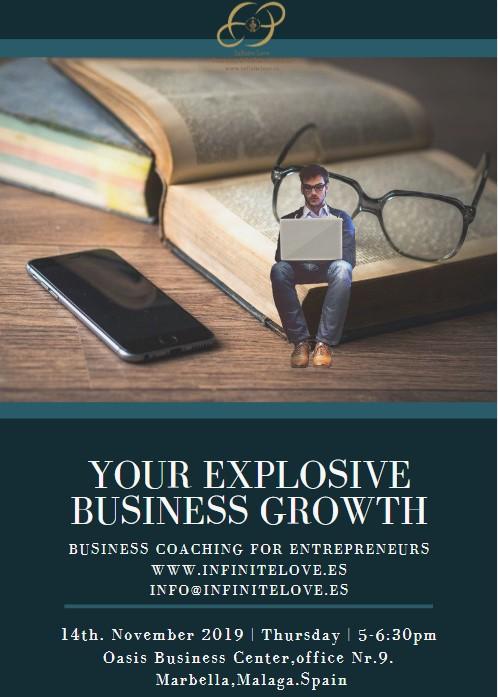 group business coaching infinite love
