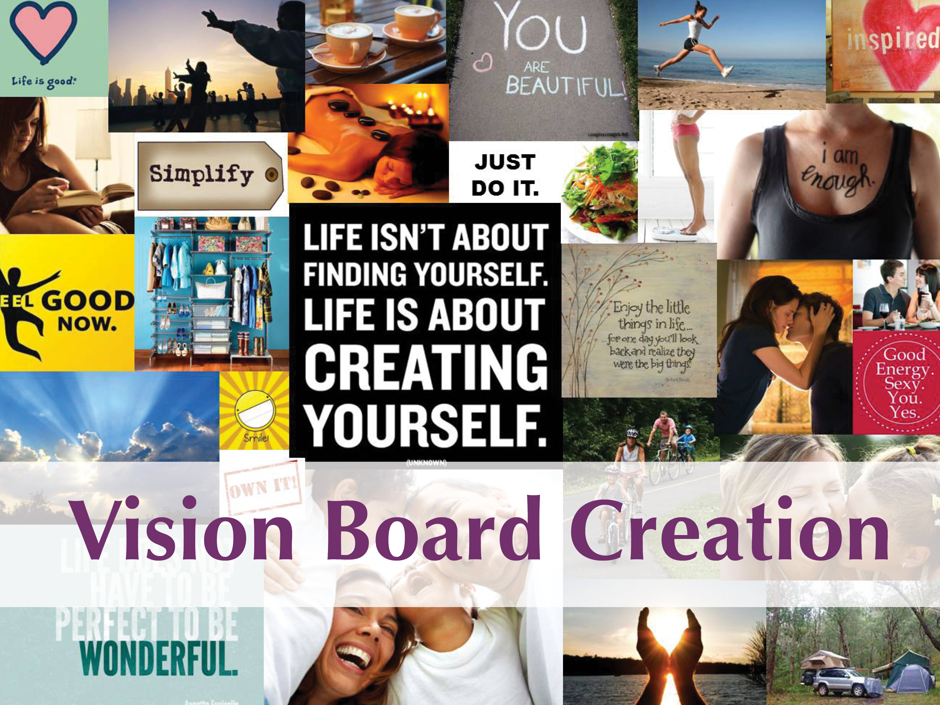 vision board workshop 2020 by infinite love academy marbella shanti som