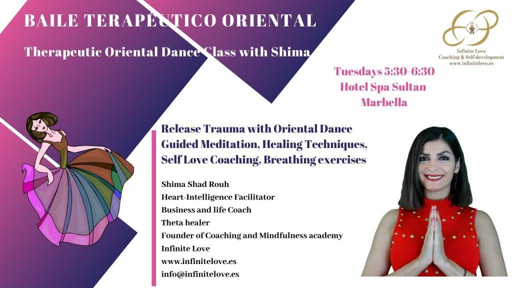 Baile Terapéutico Oriental con shima shad rouh