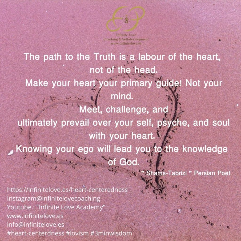 Heart-centeredness by Shima Shadrouh