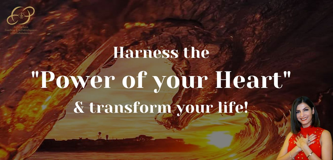 arness the power of your Heart and Transform your life! shima shad rouh author
