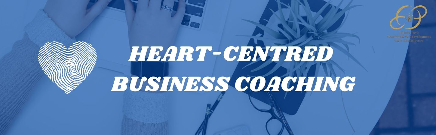 heart centered business coaching with Shima Shad Rouh founder of Coaching Academy infinite Love in Marbella Costa del Sol Spain