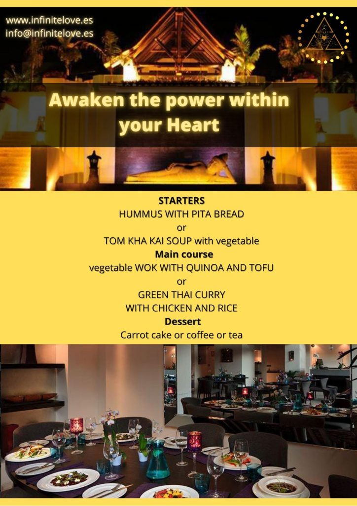 """Harness the """"Power of your Heart"""" & transform your life! Full day retreat at Shanti Som Marbella Malaga Spain by Infinite Love Coaching academy"""