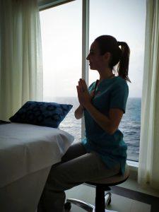 Sonia Espinoza Massage therapist at Infinite Love Healing Center, Marbella, Malaga, Spain
