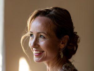 Sally Greensitt reflexologist at Infinite Love Health Center, Marbella Malaga Spain